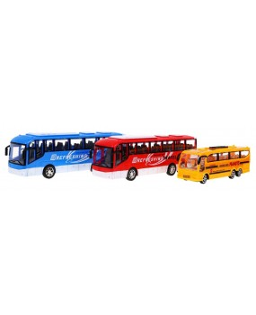 Súprava autobusov, 3 kusy